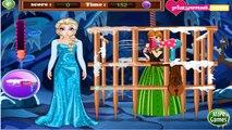 Permainan Beku Elsa Simpanan Anna - Play Frozen Games Elsa Saves Anna