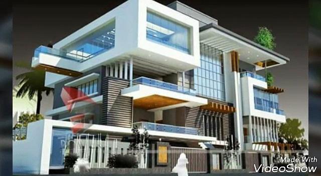 Ultra 3D Home Exterior Designs