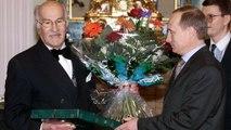Vladimir Zeldin: Morreu o mais velho ator do mundo ainda no ativo