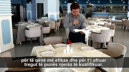 Dokumentar - ALBtrainer,  Program për Turizmin shqiptar, bazuar në punë