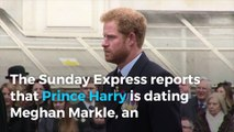 Prince Harry is dating Suits actress Meghan Markle: report