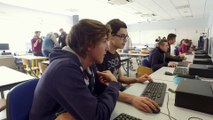REPORTAGE e-Education : Les cours d'informatique et création numérique au Lycée Silvia Monfort à Luisant (28)