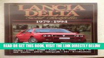 [FREE] EBOOK Brooklands Lancia Gold Portfolios: Lancia Delta 1979-94 ONLINE COLLECTION