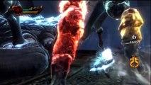 God of war 3 - Guia en español (parte 17) (boreas icestorm) (modo titan)