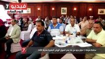 محافظ دمياط: 1,5 مليار جنيه من بنك مصر لتمويل الورش الصغيرة بمدينة الأثاث