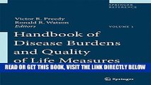 [FREE] EBOOK Handbook of Disease Burdens and Quality of Life Measures, Vol. 1 (Springer Reference)
