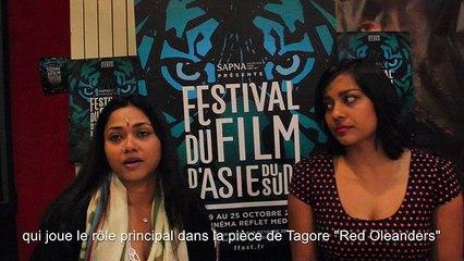 FFAST 2016 : Interview de Rubaiyat Hossain et Shahana Goswami