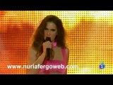 """Nuria Fergó. canta """"Brisa de esperanza"""" en el concierto de """"OT. El Reencuentro"""""""