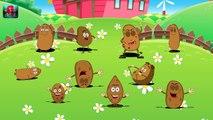 One Potato Two Potato - 1 Potato 2 Potato ,  POTATOES Song!