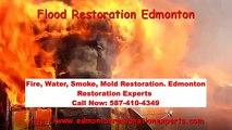 Flood Restoration Edmonton