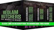 Best Seller Bedlam Butchers MC - Beast, Shy, and Muscle: A Bedlam Butchers MC Romance (The
