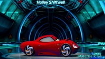 Holley Shiftwell Cars Color Changers Custom Paint Disney Pixar Cars