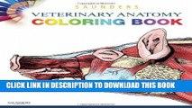 [READ] EBOOK Saunders Veterinary Anatomy Coloring Book, by Saunders [Saunders,2010] (Paperback)