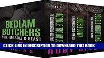 Ebook Bedlam Butchers MC - Beast, Shy, and Muscle: A Bedlam Butchers MC Romance (The Motorcycle