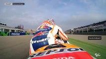AragonGP - Honda OnBoard PART 1