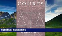 DOWNLOAD Courts: A Comparative and Political Analysis READ