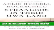 [PDF] Strangers in Their Own Land: Anger and Mourning on the American Right [Full Ebook]