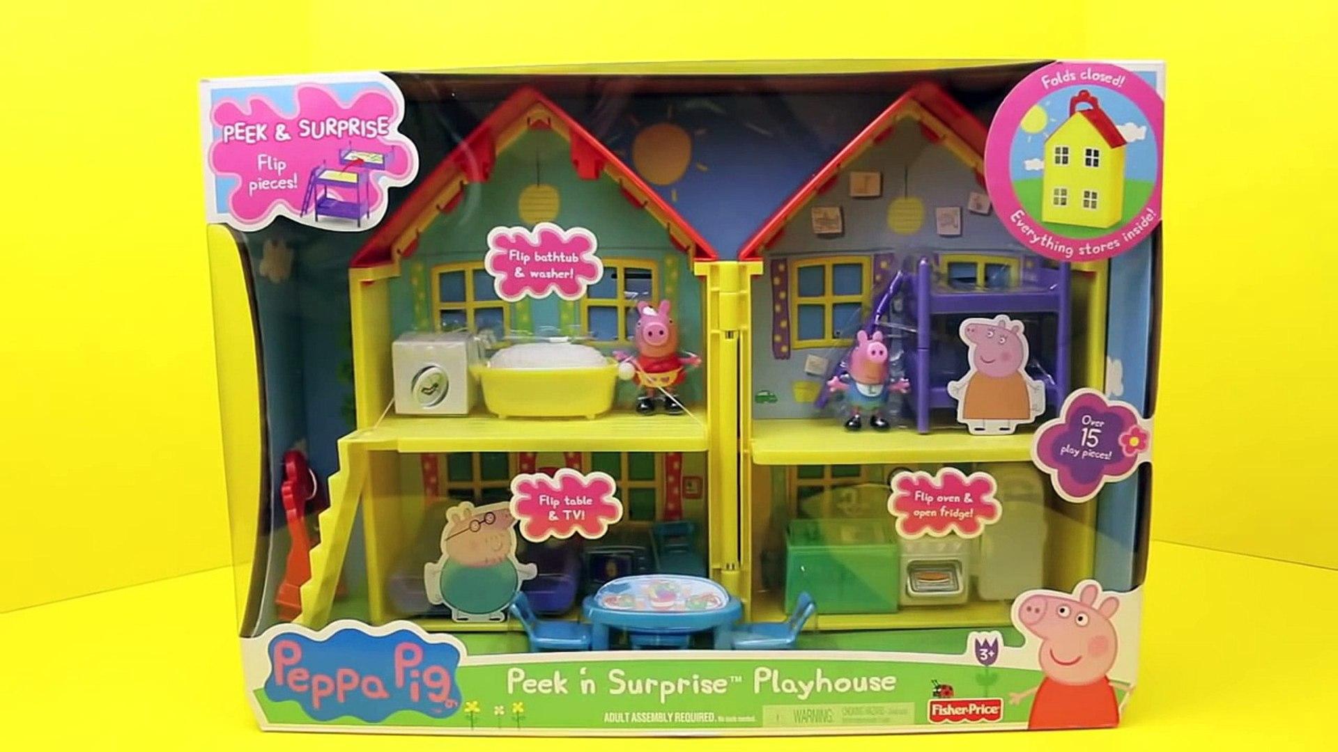 Mainan Anak Perempuan Peppa Pig Video Dailymotion