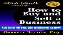 [Free Read] How to Buy and Sell a Business: How You Can Win in the Business Quadrant (Rich Dad s