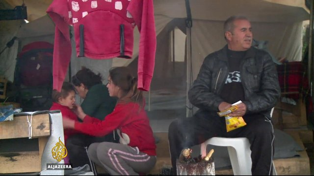 Greece refugee asylum applications delayed