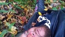 Il film ses dernières volontés pensant mourrir après un accident !