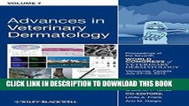 [READ] EBOOK Advances in Veterinary Dermatology, Proceedings of the Seventh World Congress of