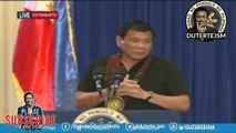 PULPUL at MAPAGSAMANTALA! Dating Administrasyong Aquino binanatan ni President Duterte!