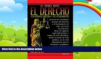 Books to Read  EL DERECHO.  Cuestiones Previas y su Fundamento. (Spanish Edition)  Best Seller