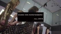 Diane von Furstenberg Fall 2016 Ready part 1