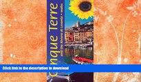 READ BOOK  Cinque Terre (Sunflower Landscapes)  GET PDF