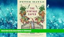 EBOOK ONLINE  The Vintage Caper  PDF ONLINE