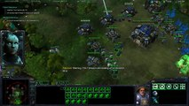 Starcraft 2: Wings of Liberty - Campaign - Brutal Walkthrough - Mission 14: Welcome to the Jungle