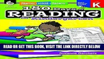 [FREE] EBOOK 180 Days of Reading for Kindergarten (180 Days of Practice) ONLINE COLLECTION
