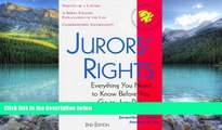Big Deals  Jurors  Rights  Best Seller Books Most Wanted