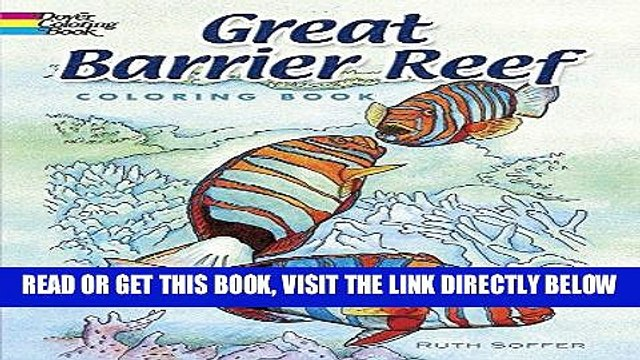 [READ] EBOOK Great Barrier Reef Coloring Book (Dover Nature Coloring Book) ONLINE COLLECTION