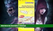 FAVORITE BOOK  Michelin Map France: Hautes-Pyrnes, Pyrnes Atlantiques 342 (Maps/Local (Michelin))