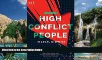 Books to Read  High Conflict People in Legal Disputes  Full Ebooks Most Wanted