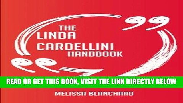 [FREE] EBOOK The Linda Cardellini Handbook - Everything You Need To Know About Linda Cardellini
