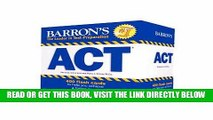 [FREE] EBOOK Barron s ACT Flash Cards, 2nd Edition: 410 Flash Cards to Help You Achieve a Higher