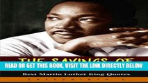 [READ] EBOOK The Sayings of Martin Luther King, Jr: Best Martin Luther King Quotes ONLINE COLLECTION