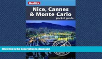 GET PDF  Berlitz: Nice, Cannes   Monte Carlo Pocket Guide (Berlitz Pocket Guides)  BOOK ONLINE