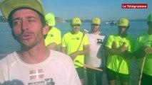 Crozon-Morgat (29) Ocean-racing : la force basque, le recul brestois