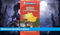 READ  Michelin Map Germany Austria Benelux Czech Republic  719 (Maps/Country (Michelin)) FULL