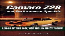 [FREE] EBOOK Camaro Z-28 and Performance Specials (Muscle Car Color History) BEST COLLECTION