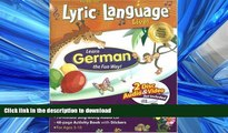 READ  Learn German the Fun Way! [With CD and DVD] (Lyric Language Live) (German Edition)  PDF