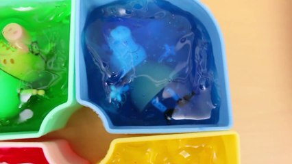 DIY How To Make Color Magic Lumisand Kineticsand Learn Color Slime
