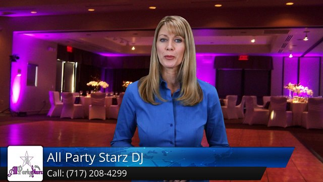All Party Starz DJ Lancaster Review - Lancaster DJ Review        Outstanding         5 Star Review by Amber