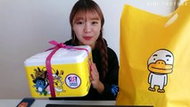 [Sini] KakaoFriends Shop Products Review! Shopping Spree Again! [시니] 라이언덕후 카카오프렌즈샵 재방문! 또 지름신! 구매후기 + 라이언케이크 먹방