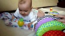 Pierre-Alexis anniversaire de 6 mois