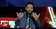 Nawaz Sharif trying to break Pakistan they had meeting in prime minister house - Doc Amir Liaquat